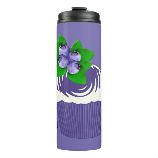Blueberry Muffin Purple Thermal Tumbler