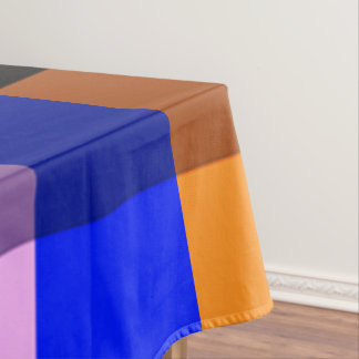Blueberry Multicolor Tablecloth by Janz