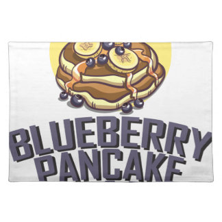 Blueberry Pancake Day - Appreciation Day Placemat