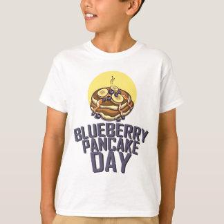 Blueberry Pancake Day - Appreciation Day T-Shirt