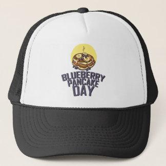 Blueberry Pancake Day - Appreciation Day Trucker Hat