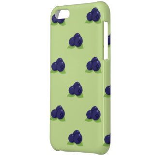 blueberry pattern iphone 5c iPhone 5C covers