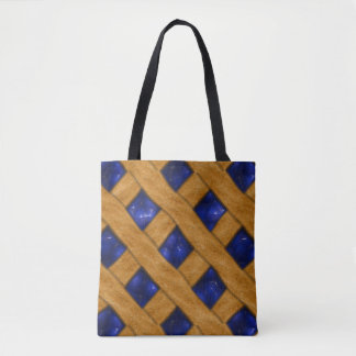 Blueberry Pie, Berry, Dessert, Bakery, Blueberry Tote Bag