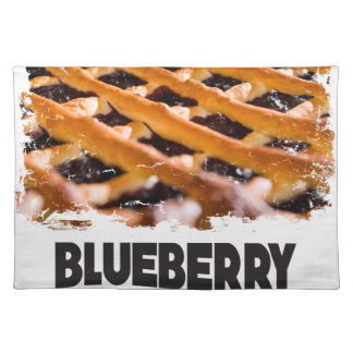 Blueberry Pie Day Placemats