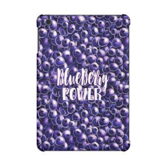 Blueberry power Fresh berry illustration iPad Mini Retina Covers