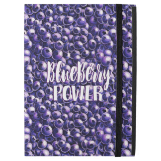"Blueberry power Fresh berry illustration iPad Pro 12.9"" Case"
