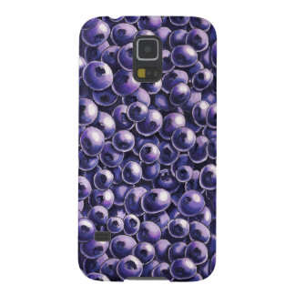 Blueberry power Fresh berry  illustrations Galaxy S5 Case