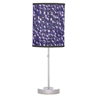Blueberry power Fresh berry  illustrations Table Lamp