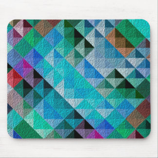 Blueberry Quilty Mouse Pad