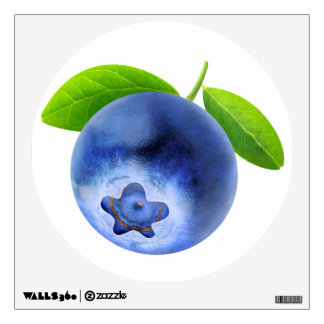 Blueberry Wall Sticker