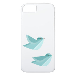 Bluebird Cell Phone Case