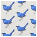 Bluebird Cotton Fabric