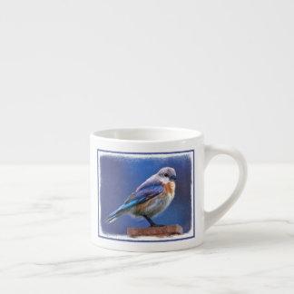 Bluebird (Female) Espresso Cup