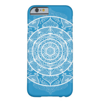 Bluebird Mandala Barely There iPhone 6 Case