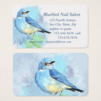 Bluebird Nail Salon or Custom Business Card