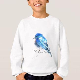 Bluebird of happiness sweatshirt