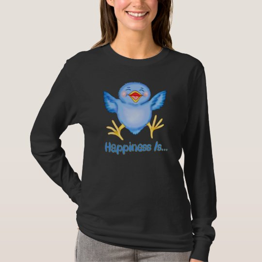Bluebird of Happiness T-Shirt