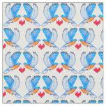 Bluebirds of Happiness Fabric