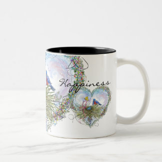 Bluebirds of Happiness Mug