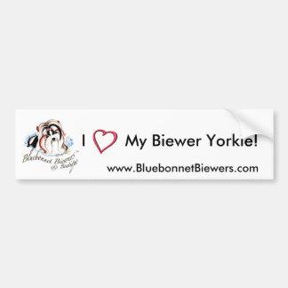 bluebonnet_biewers_boutiqe bumper sticker