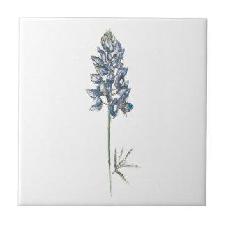 Bluebonnet Ceramic Tile