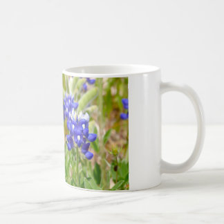 Bluebonnet Closeup Coffee Mug