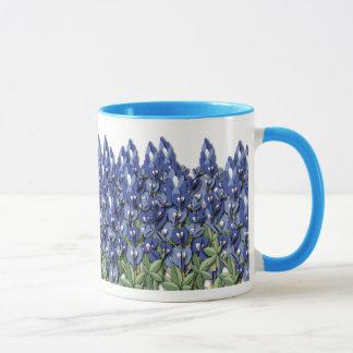 Bluebonnet Field Mug