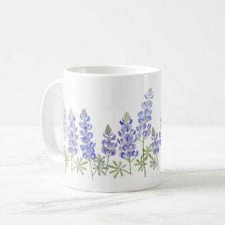 Bluebonnet Flower Mug - All sizes/styles