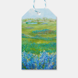 Bluebonnets Gift Tags