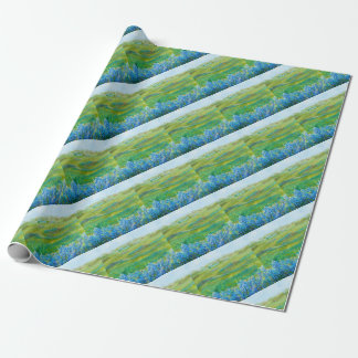 Bluebonnets Wrapping Paper