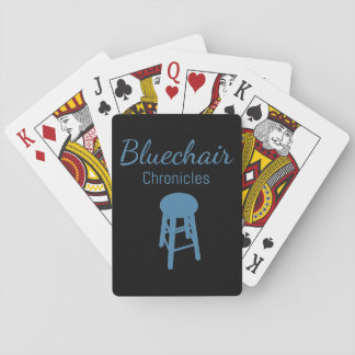 Bluechair Playing Cards