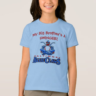 BlueClaws Sibling T-Shirt
