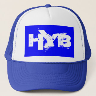 blued out Hat