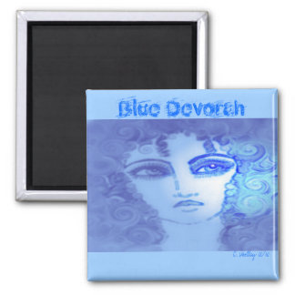 BlueDevorah Magnet