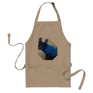 bluedogonit standard apron