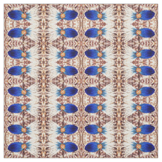 Bluedream Dreads Fabric