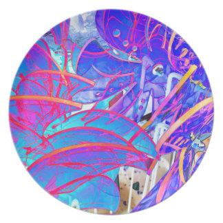 bluedream plate