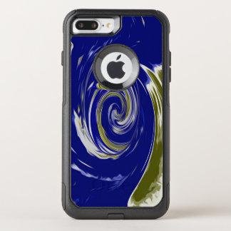 blueEyes OtterBox Commuter iPhone 8 Plus/7 Plus Case