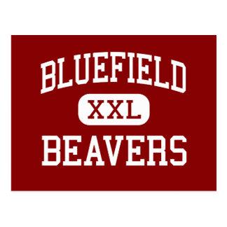 Bluefield - Beavers - Senior - Bluefield Postcard