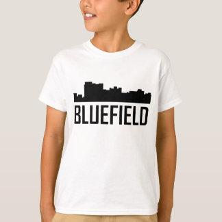 Bluefield West Virginia City Skyline T-Shirt