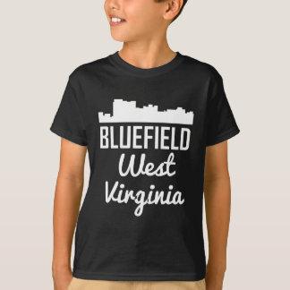 Bluefield West Virginia Skyline T-Shirt