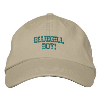 Bluegill Boy Custom Cap