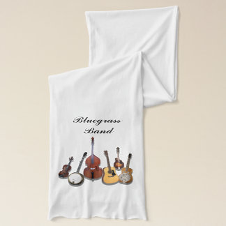 BLUEGRASS BAND -SCARF SCARF
