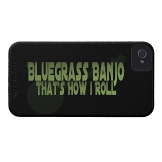 Bluegrass Banjo. That's How I Roll iPhone 4 Covers