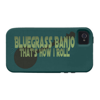 Bluegrass Banjo. That's How I Roll iPhone 4/4S Cover