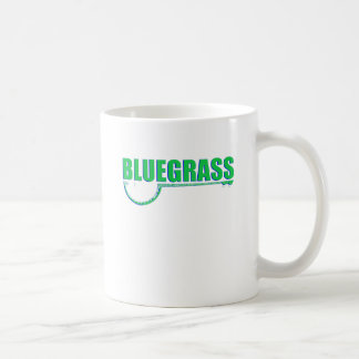 Bluegrass Music Coffee Mug