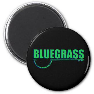 Bluegrass Music Magnet