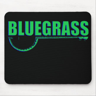 Bluegrass Music Mouse Pad