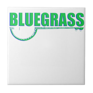 Bluegrass Music Tile