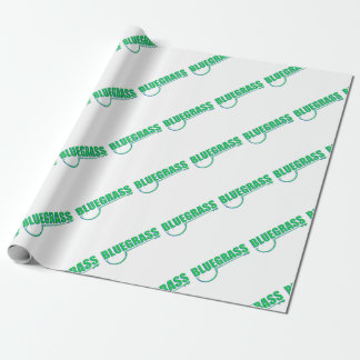 Bluegrass Music Wrapping Paper